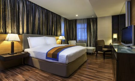 Deluxe Room with 1 King-Size Bed - Grand Sukhumvit Hotel Bangkok - Managed By Accor - Bangkok