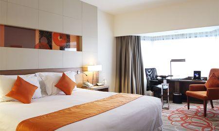 Habitación Deluxe Premium - Centara Grand At Central Plaza Ladprao Bangkok - Bangkok