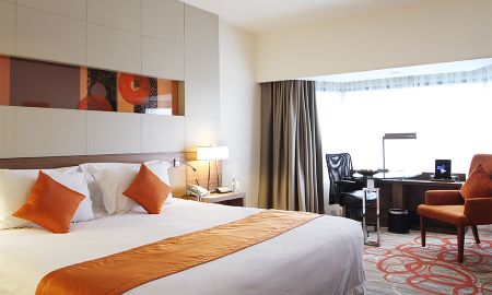 Deluxe Premium Room - Centara Grand At Central Plaza Ladprao Bangkok - Bangkok