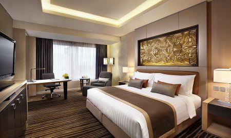 Habitación King Club Ejecutiva - Amari Watergate Hotel And Spa, Bangkok - Bangkok