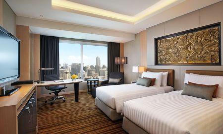 Habitación Twin Club Ejecutiva - Amari Watergate Hotel And Spa, Bangkok - Bangkok