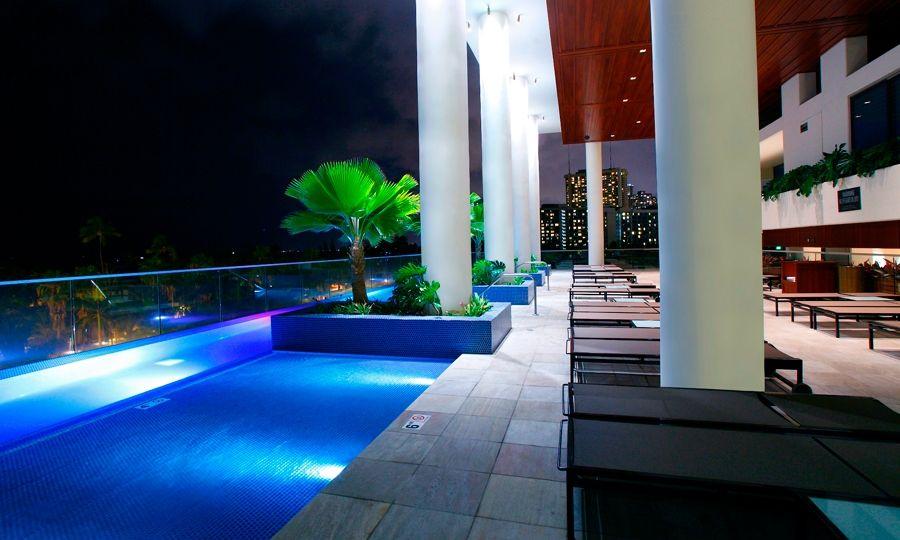 Trump International Hotel Waikiki Beach Walk Booking Info