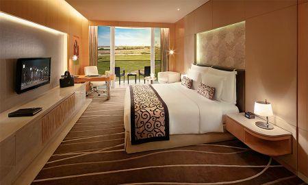 Camera Grand Premium King - Balcone - The Meydan Hotel - Dubai