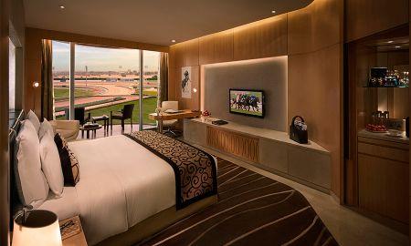 Camera Grand Superior King con Balcone - The Meydan Hotel - Dubai