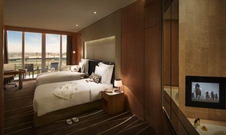 Camera Grand Twin Deluxe con Balcone - The Meydan Hotel - Dubai