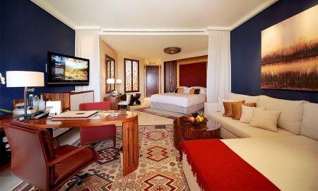 Raffle Club Room - Raffles Dubai - Dubai