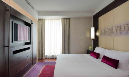 Quarto Premuim - The H Hotel - Dubai