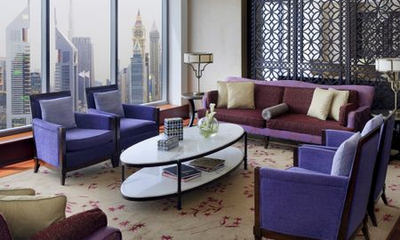 Suite Presidencial - The H Hotel - Dubai