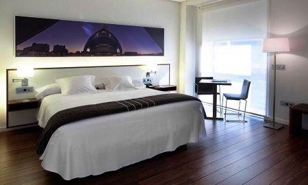 Primus Room with terrasse - Hotel Primus Valencia - Valencia
