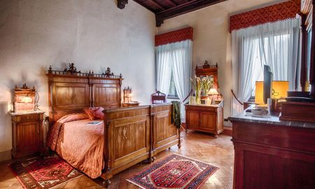 Superior Double Room - Villa Campestri Olive Oil Resort - Tuscany