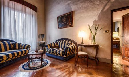 Suite Prestige - Villa Campestri Olive Oil Resort - Toscane