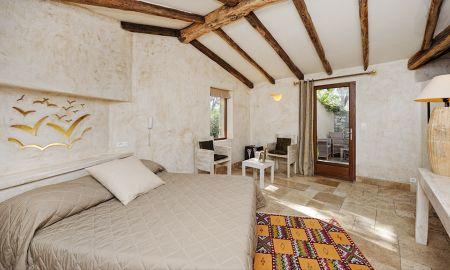 Suite Grand Charme - Hotel A Cheda - Córcega