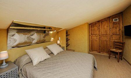 Camera Espace Duplex - Hotel A Cheda - Córcega