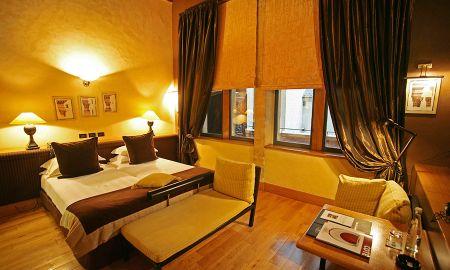 Camera Superior - Hotel Cour Des Loges - Lione