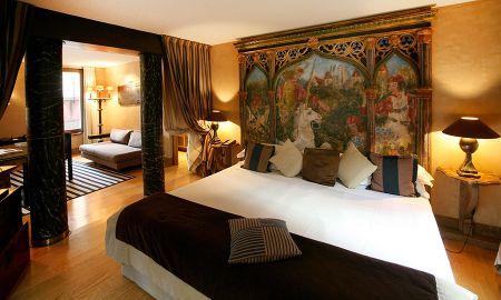 Suite Junior - Hotel Cour Des Loges - Lione