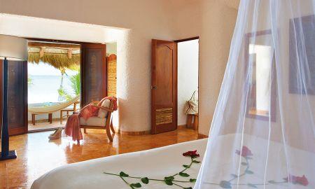 Habitación Deluxe con vista al océano - Belmond Maroma Resort & Spa - Riviera Maya