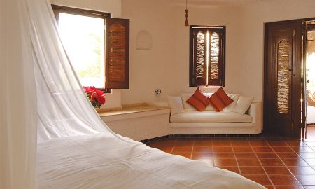 Habitación Deluxe con Vista al Jardín - Belmond Maroma Resort & Spa - Riviera Maya