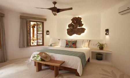 Room - Garden View - Mahekal Beach Front Resort – Optional All Inclusive - Playa Del Carmen