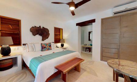 Zimmer Mit Gartenblick - Mahekal Beach Resort - Playa Del Carmen