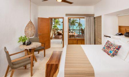 Zimmer Meerblick - Mahekal Beach Resort - Playa Del Carmen