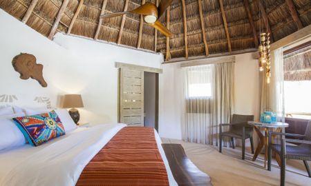 Zimmer Meerblick Palapa - Mahekal Beach Resort - Playa Del Carmen