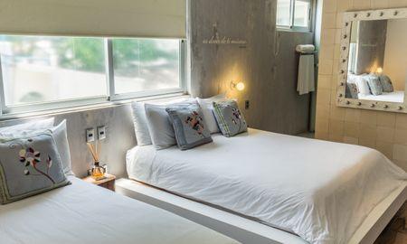 Quarto Standard - Be Playa Hotel - Playa Del Carmen