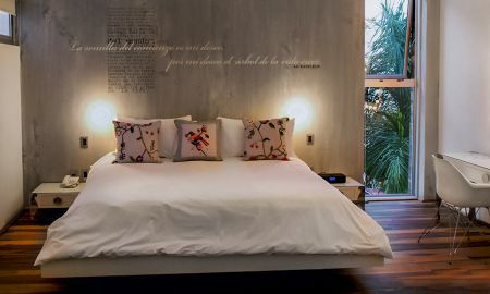 Master Suite - Be Playa Hotel - Playa Del Carmen