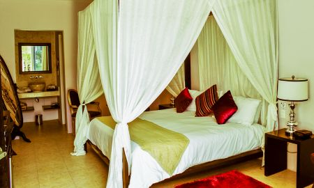 Suite Junior 1 cama king - Hotel Casa Ticul - Playa Del Carmen