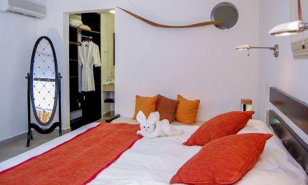 Quarto Standard King - Hotel Casa Ticul - Playa Del Carmen