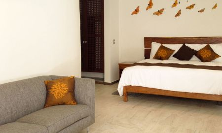 Suite Master Jardim Muna - Hotel Casa Ticul - Playa Del Carmen