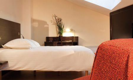 Quarto Duplo Conforto - Hotel Escale Oceania Marseille Vieux Port - Marselha