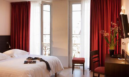 Номер Комфорт Твин - Hotel Escale Oceania Marseille Vieux Port - Marseille