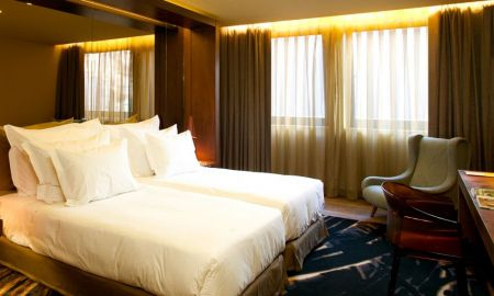 Quarto Tribune - Hotel Teatro - Design Hotels - Porto