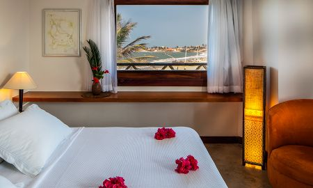 Camera Deluxe - Vista Mare - Hotel Vila Selvagem - Stato Di Ceará
