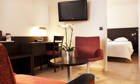 Chambre Prestige - Hotel Escale Oceania Aix-en-Provence - Aix En Provence