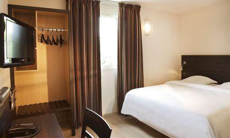 Chambre Confort Double - Hotel Escale Oceania Aix-en-Provence - Aix En Provence