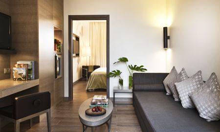 Superior Room - Single Use - Starhotels Echo - Milan