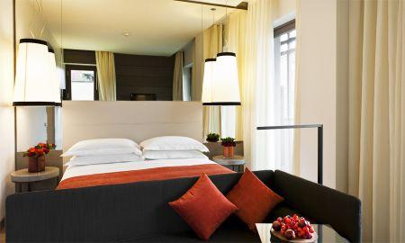 Junior Suite - Starhotels Echo - Milan