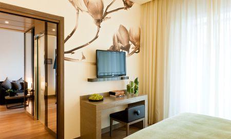 Suite - Starhotels Echo - Milan