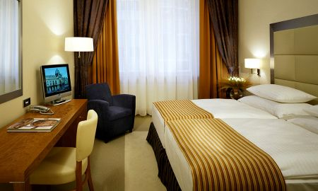 Chambre Double - Design Merrion Hotel - Prague