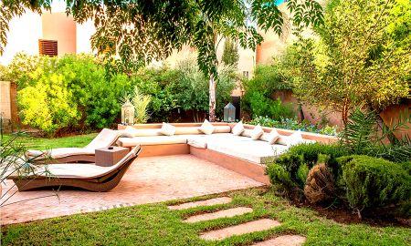 Villa Deluxe Tre Camere - Al Maaden Villa Hotel & Spa - Marrakech