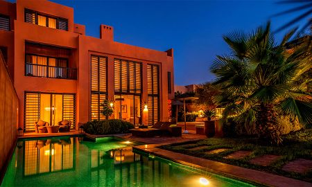 Villa 4 Habitaciónes deluxe - Al Maaden Villa Hotel & Spa - Marrakech