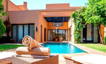 Villa con 2 Dormitorios - Al Maaden Villa Hotel & Spa - Marrakech