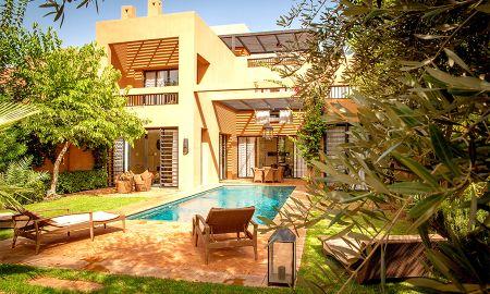 Villa Três Quartos - Al Maaden Villa Hotel & Spa - Marraquexe