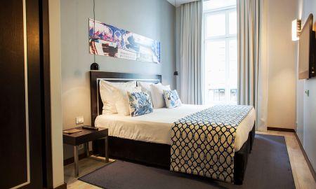 Quarto Standard - Vista para a Rua - Internacional Design Hotel - Lisboa