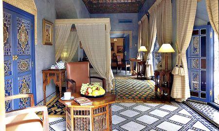 Suite Deluxe Al Azrak - Riyad Al Moussika - Marrakech