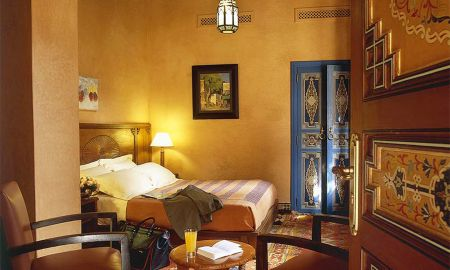 Chambre Double Confort Al Wardi - Riyad Al Moussika - Marrakech