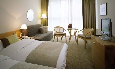 Executive Double or Twin Room - K+K Hotel Fenix - Prague