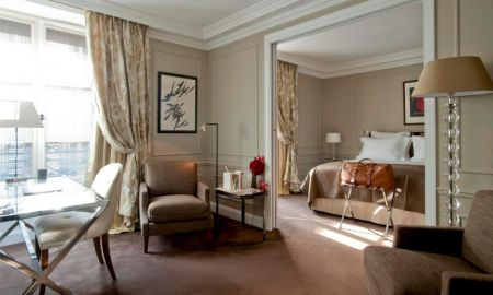 Suite - Hotel Le Burgundy Paris - Parigi