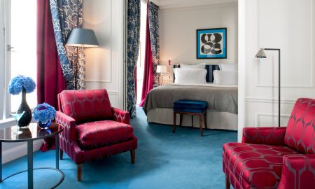 Suite Junior - Hotel Le Burgundy Paris - Parigi